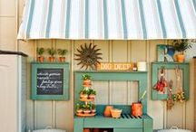 Easy, Breezy Summer! / For picnics, porches or beneath a big shade tree
