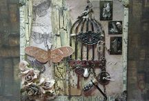 SCRAPBOOK TIM HOLTZ DIE ♥ / *Love the dies of Tim Holtz*