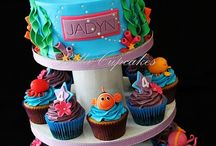 Little Mermaid & Finding Nemo Party