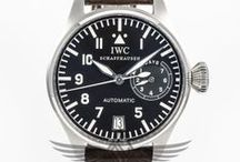 IWC Watches / Pre-Owned IWC Watches available from OC Watch Company in Walnut Creek California.