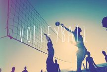 Volleyball:-) / I LOVE VOLLEYBALL  / by Lauren Friis