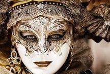Velencei maszkok / Venetian mask