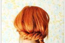 Cheveux en folie