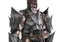 Armor / Fantasy / Art
