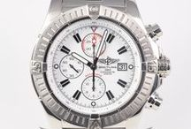 Breitling Watches / Breitling Watches for sale at OC Watch Company located in downtown Walnut Creek California.