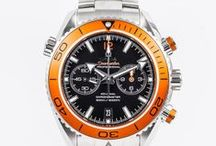 Omega Watches / Omega watches from OC Watch Company Watch Store and Watch Repair in Walnut Creek California.
