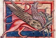Gryphons, Wyverns and Beasties / by Kim Maynard