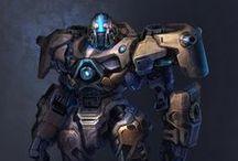 Mech / Robots