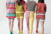 Ensalada de Estampados / Diseño de Textiles, bordados, pederia