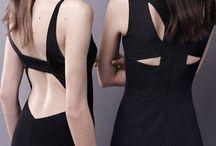 Narciso Rodriguez/ Victoria Beckham / ¿Cómo no amar sus diseños?