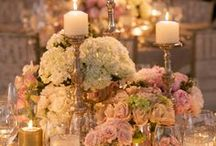 Florals / Extravagant Wedding Florals! See more amazing wedding ideas and inspirations on myweddingplanning.in