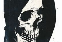 Grim Reaper / Skeleton