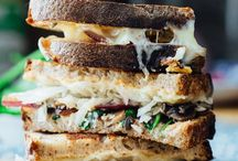 Sandwiches, Toasts and Burgers! | Vegetarian + Vegan / The most delicious vegetarian fare between two pieces of bread!   ONLY SINGLE, HIGH QUALITY IMAGE PINS with no writing on the image at two pins per day please. Please be sure to SHARE PINS OTHER THAN YOUR OWN, as well as your own. Repinning from this board also fosters engagement!