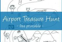 Traveling with Children / Tips, games, crafts and other ways to make traveling with your children more enjoyable.