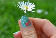 My nail art / Here I'm gonna present you nails I've done myself and I hope you'll like it!  You'll find more on http://nails-my-drug.blogspot.com/