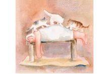 illustration massage/massage pictures / Illustrations en rapport avec le massage/pictures of massages