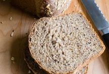 Savory Bread Recipes / Sourdough, yeasted, seed breads and crackers.