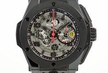 Hublot Watches / Pre-Owned Hublot Watches available from OC Watch Company in Walnut Creek California.