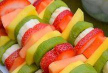 Manger santé/healthy eating / Que manger pour être en bonne santé/ what to eat to be healthy