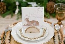 Holiday Table Design / Centerpieces and decor for every holiday we can think of!