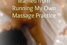Massage bien-être mon business / My business : massage therapist ! / Pour les Masseurs-Kinésithérapeutes ou les praticiens en massage bien-être qui souhaitent développer leur activité et réfléchir sur leur business.