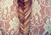 Hairstyles / Pretty hairdos