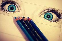 Drawing / Nádherné kresby