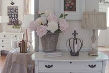 Decorating with White / Crisp white is a classic hue every home needs.
