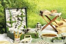 Picnic Perfect / Stylish outdoor dining ideas