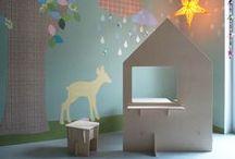 WWW.INKE.NL ->  SPEELHUIS / SPIELHAUS / MAISON DE JEU / PLAY HOUSE by Inke Heiland / van duurzaam berkenhout / from sustainable birch plywood, FSC (150x98x82cm)
