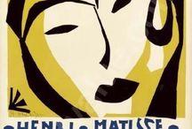 Henri Matisse / by Anne Hennessey