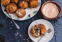 | Ball-Shaped Food |
