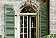 Curb Appeal / How to make your home stylishly stand out in your neighborhood.