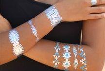 Les bijoux de corps / Des flash tatoos Panajee  , des bijoux de corps pour envoûter et vous laisser envoûter...