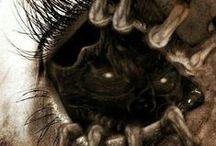 The dark side of the body-Eye
