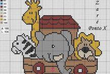 Cross stitch /kids