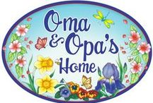 Oma & Opa Gifts / Great Gifts for Oma and Opa. #OpaGifts #OmaGifts #GrandmaGifts #GrandpaGifts