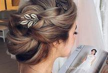 Fryzury i makijaże ślubne