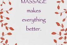 Effets massage / Les effets du massage sur le corps et la tête