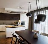 INTERIOR - Modern design / Modern interiors with new elements, materials and contemporary design approach