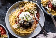 | Pasta Love | / Pasta Heaven: Spaghetti, Tagliatelle, Penne ... we all love pasta! Find inspiring pasta recipes – tasty Italian pasta, comforting pasta, pasta bake and much more!