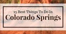 We Love COLORADO SPRINGS!