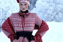 Nordic Motifs in Knitting / Nordic motifs are infinitely varied and fascinating. They can be used in traditional and contemporary ways.