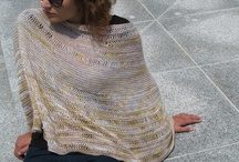 Ponchos and Wraps with Flair / Ponchos and wraps of every description lend grace and elegance to the feminine form, no matter what shape and size.