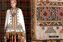 Latvian Design / Latvian designs in textiles, crafts, jewellery contain a complexity and beauty that constantly inspire and amaze me.