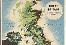 Travel: British Isles / England, Scotland and Ireland. / by Cynthia Blixt