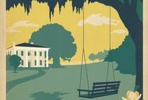 Travel: Dixieland / South Carolina, Mississippi, Florida, Alabama, Georgia, Louisiana, and Texas / by Cynthia Blixt