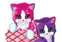 Lisa Frank my fave artist / Best artist ever