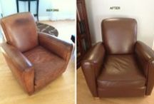 Real 'n Restored / Customer reviews and photos of real vinyl and leather repair and restoration projects using Rub 'n Restore®.
