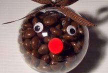 cute christmas crafts / I love crafts